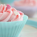 Close Up Of Cupcakes by dhmig photography