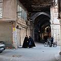 Closed Bazar In Esfahan by Thijs Vrijstaat