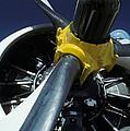 Closeup Of A Military Grumman Tracker by Jason Edwards