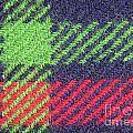 Closeup Of Multi-colored Fabric by Yali Shi