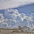 Cloud Merge by Deborah Benoit