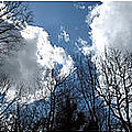 Cloud Panorama by Joan  Minchak