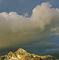 Clouds Above Mount Wilson by Gordon Wiltsie