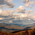 Clouds And Mountains by Amanda Kiplinger