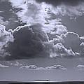 Clouds Gathering by David Pringle