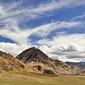 Clouds Over Death Valley by Endre Balogh