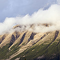 Clouds Over Porphyry Mountain by Rich Reid