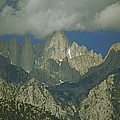 Clouds Shadow Rocky Mountain Peaks by Gordon Wiltsie