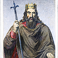 Clovis (c466-511) by Granger
