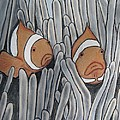 Clown Fish by Suzanne Buckland