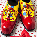 Clown Shoes  by Garry Gay