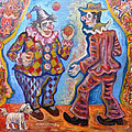 Clowns by Milen Litchkov