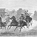 Coaching, 1860 by Granger