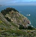 Coastal  View by Caroline Stella