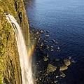 Coastal Waterfall by Duncan Shaw