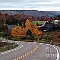 Coasting Through Autumn by Christian Mattison