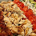 Cobb Salad by Anne Babineau