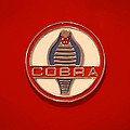 Cobra Emblem by Mike McGlothlen
