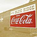 Coca-cola Sepia by Jost Houk