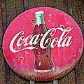 Coco Cola Sign by Garry Gay