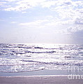 Cocoa Beach Afternoon by Cindy Lee Longhini