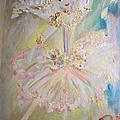 Coffee Fairy by Judith Desrosiers