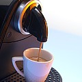 Coffee Machine by Tek Image