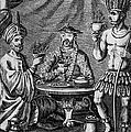 Coffee, Tea & Chocolate, 1685 by Granger