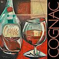 Cognac Poster by Tim Nyberg