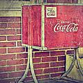 Coke Box by Kathy Jennings