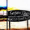 Cold Bintang At The Safari Bar In Bali by Funkpix Photo Hunter