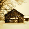 Cold On The Ridge by Arthur Barnes