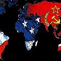 Cold War Map by Steve K