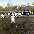 College Footbal Game, 1889 by Granger