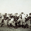 College Football Game, 1905 by Granger