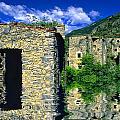 Colletta Di Castelbianco In Val Pennavaire by Enrico Pelos
