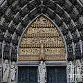 Cologne Cathedral by Bob Christopher