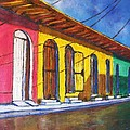 Colonial Homes Granada Nicaragua by Carlos Morales