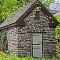 Colonial Stone Ice House by John Stephens