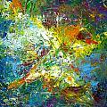 color explosion NO. Seventy by Gretchen Ten Eyck Hunt