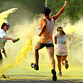 Color Run Happy by Alice Gipson