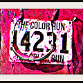 Color Run Number by Alice Gipson