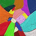 Color Tectures by Nedunseralathan R
