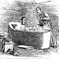 Colorado Bathhouse, 1879 by Granger
