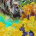 Colorado Layers by Saundra Lane Galloway