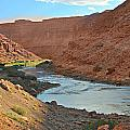 Colorado River Canyon 1 by Marty Koch