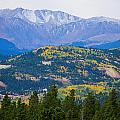 Colorado Rocky Mountain Autumn View by James BO  Insogna