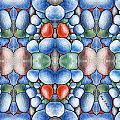 Colored Rocks Design by Nancy Mueller