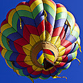 Colorful Balloon by Garry Gay