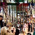 Colorful Beads At The Surajkund Mela by Ashish Agarwal